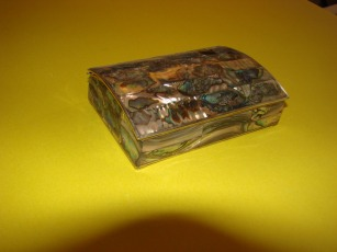 Abalone Tresure chest