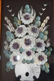 Shell Shadow box